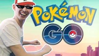 КАК СТАТЬ ТРЕНЕРОМ ПОКЕМОНОВ - Pokemon Go!