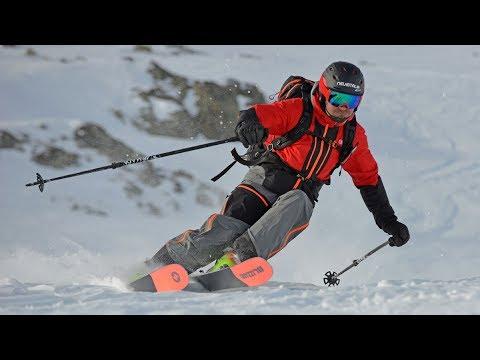 Blizzard Rustler 10 2018 - Freeride Ski Test Neveitalia 2017 2018 ... 8109f68b4dee