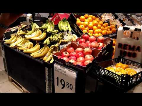 3TaoPaTiew: 14D in Norway, Ep33(D5) : rema 1000 (supermarket)  in Jorpeland