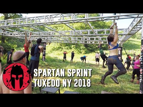 Spartan Race Sprint 2018 (All Obstacles)