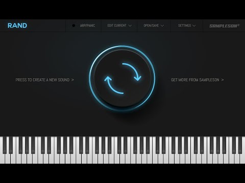 Best Free VST Synth - PUSH by Sampleson