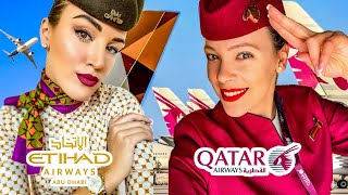 ETIHAD AIRWAYS vs QATAR AIRWAYS / sa Tinom Grabež /