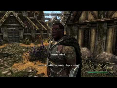 Lets Play ☆ The Legend of Skyrim:Crisis Core (Skyrim mit Mods)#4 ☆