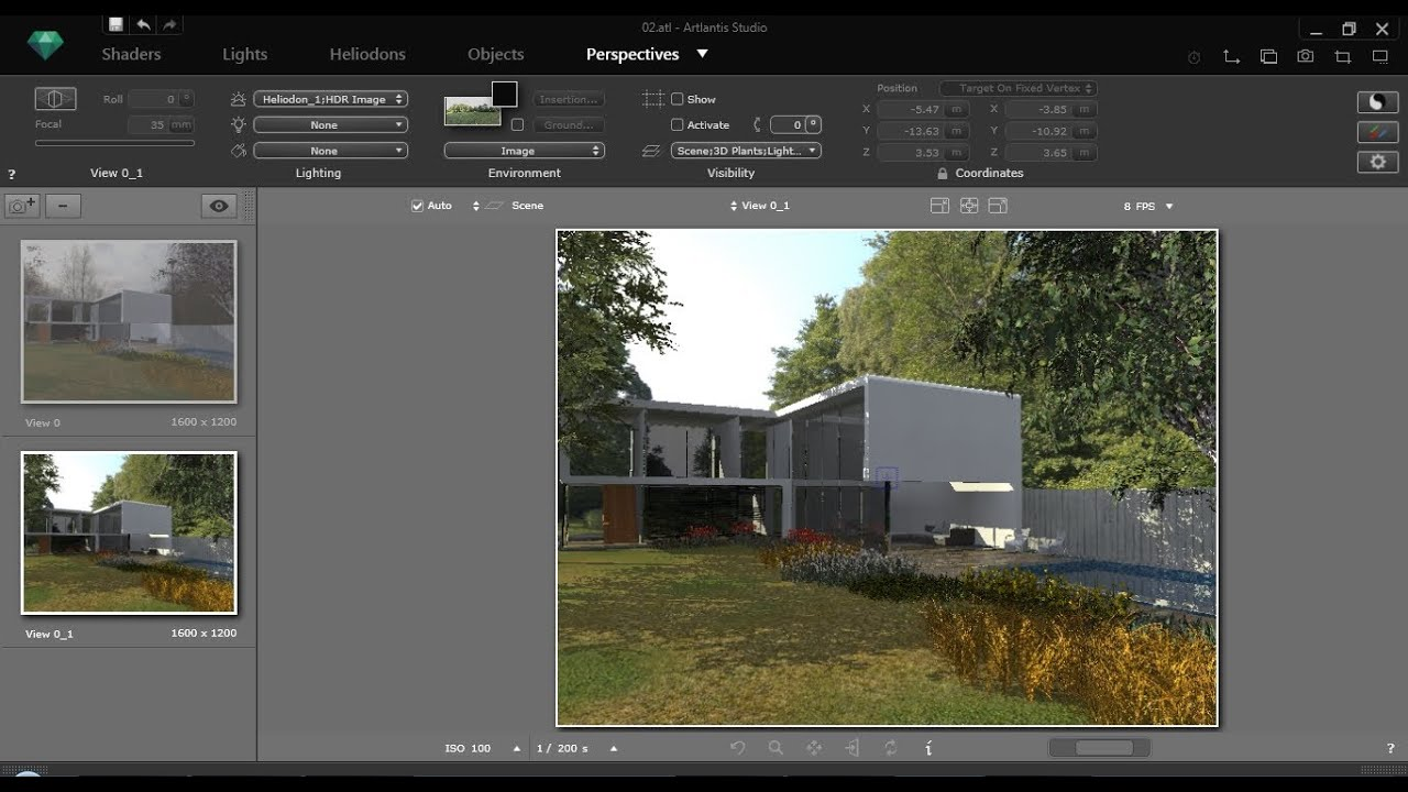 FREE Artlantis 3D Resources Download - Tutorials Objects Shader Materials