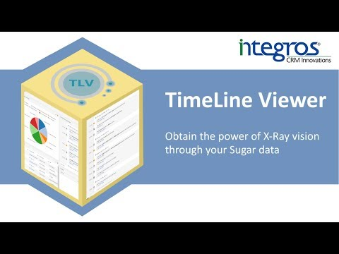 TimeLine Viewer  SugarCRM Plugin for Tracking Key Business Events