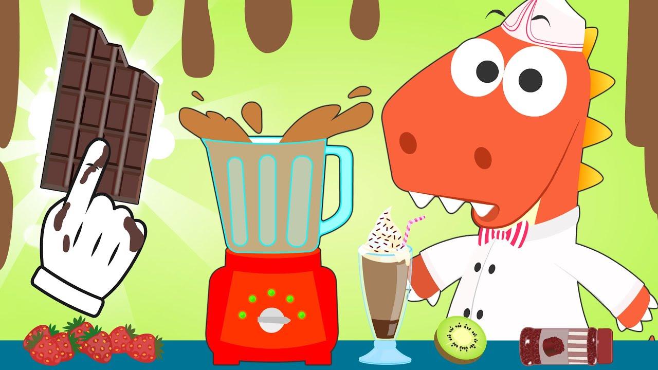 Aprende a hacer recetas de Chocolate con Eddie 🍫😋 Recetas fáciles para niños