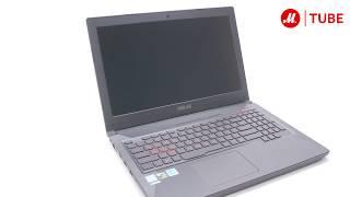 Распаковка игрового ноутбука ASUS FX503VD-E4236T