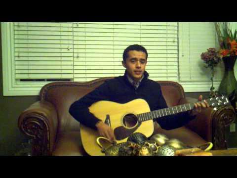 """Matt Guerra """"I Am"""" by Mark Schultz Guitar Cover"""