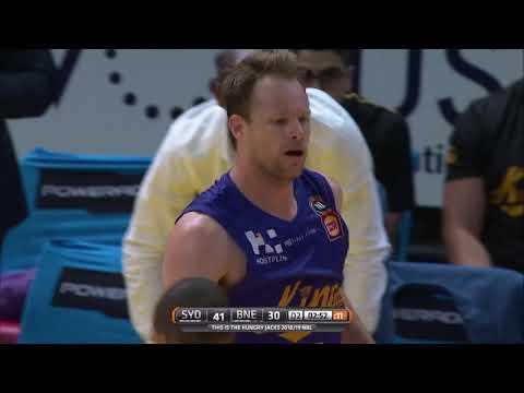 Andrew Bogut Posts 14 points & 12 rebounds vs. Brisbane Bullets