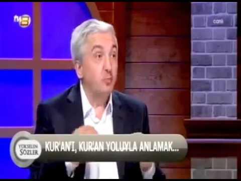 Mehmet Okuyan'ın Hadislere Bakış Açısı