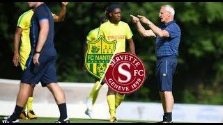Joris Kayembe  - Friendly Games : FC Nantes - FC Servette