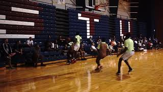 Miami-Dade County Basketball Showcase: Class of 2021.2022 Gm #2