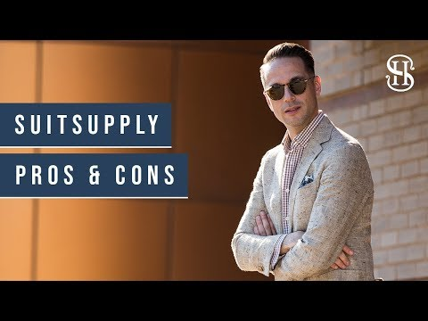 Is Suitsupply Worth It? My Honest Thoughts