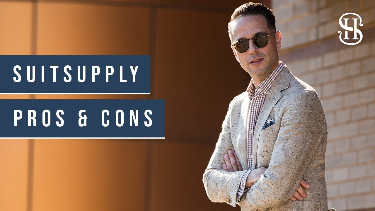Is Suitsupply Worth It? My Honest Thoughts - He Spoke Style