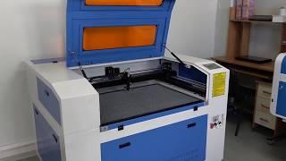 Обзор лазерного станка CNCSTUDIO ELM-9060B
