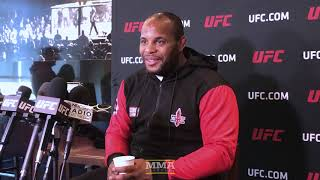 Daniel Cormier Details His Perspective of Khabib vs. McGregor Brawl  - MMA Fighting