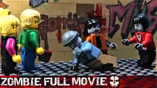 Lego Zombie Full Movie - Survival of the Dead
