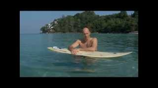 Surfing Fitness Workout: Paddle Power Surf Training 1