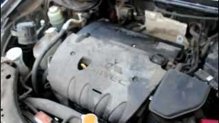 Двигатель 4B12 тест, продажа, разборка авто mitsubishi  outlender xl