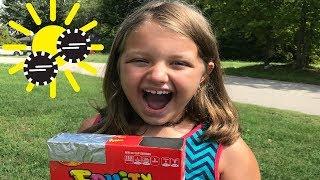 Solar Eclipse 2017 DIY Cereal Box Viewer DIY
