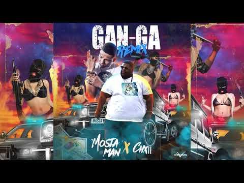 Mosta Man, Chxii - Ganga (Remix)
