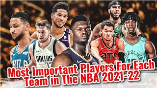 1 Player on Every NBA Team to Get Excited About for 2021-22 Season | NBA News | #YouTube