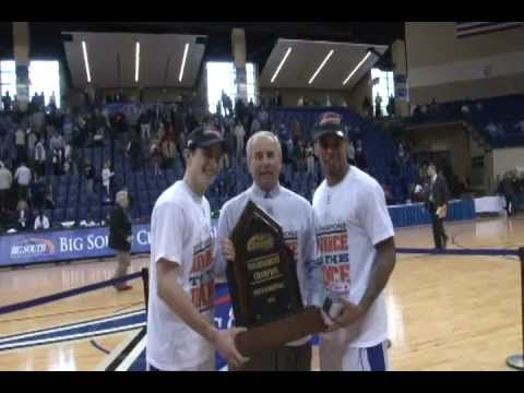 Making History: The 2011-12 UNC Asheville Men's Basketball T