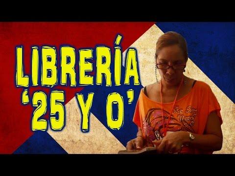LIBRERIA 25 y O en Vedado, Habana. Library . Havana. Cuba