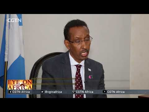 Somalia hopes collaboration with China will boost it's economy