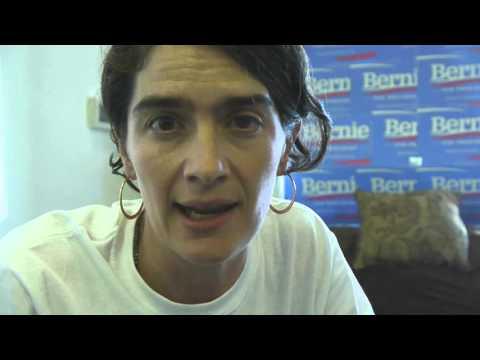 Gaby Hoffmann Why Bernie