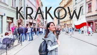 Two Days In Beautiful Krakow & Changing Plans⎮Poland Trip 2018