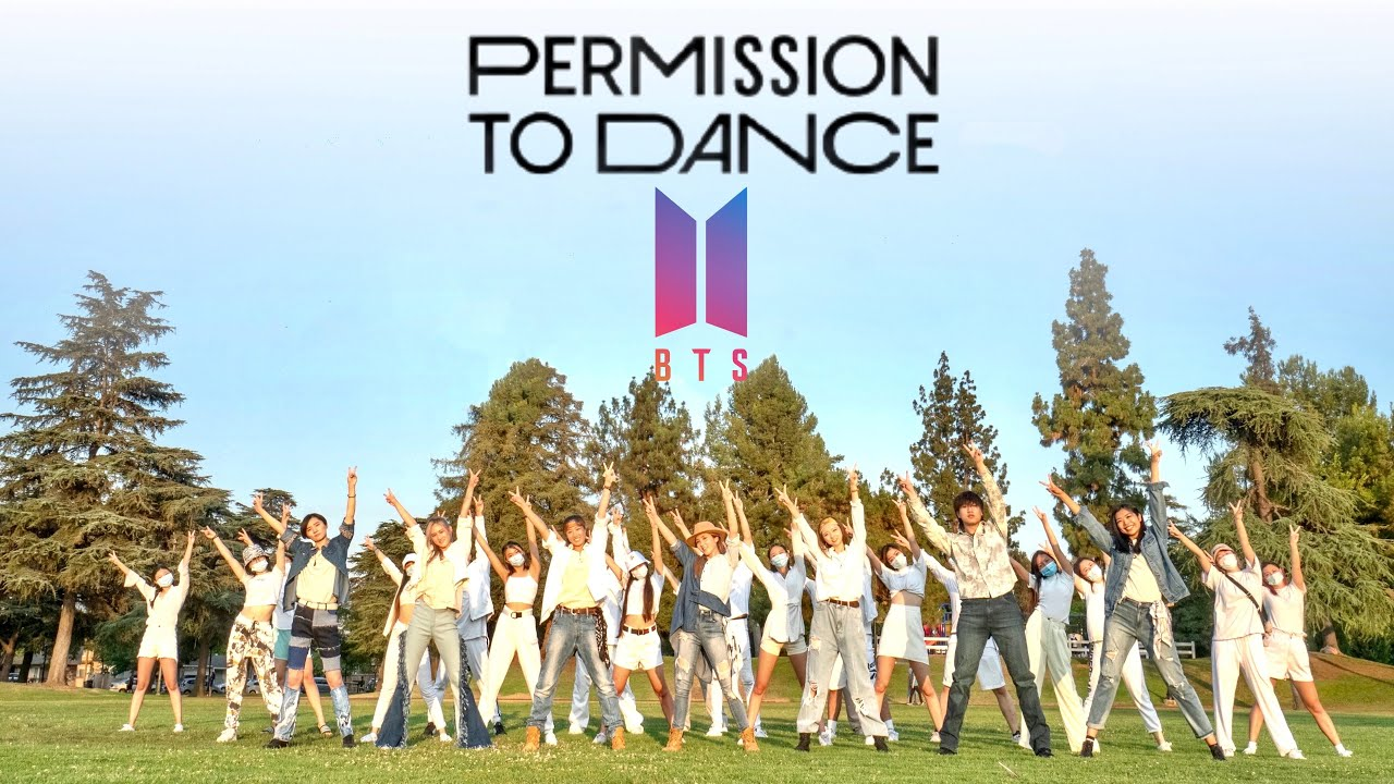 "[KPOP IN PUBLIC LA] BTS (방탄소년단) - ""Permission to Dance"" Dance Cover 댄스커버 | SHERO"