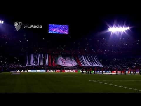 Himno del centenario. Sevilla FC - Spartak de Moscú