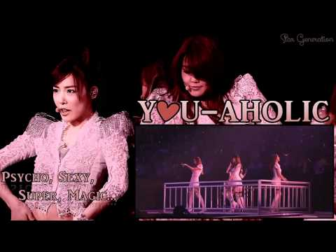 [StarGeneration Collab] You Aholic - SNSD (Girls' Generation)
