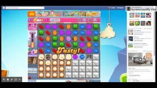 HOW TO... Level 1157 candy crush NO BOOSTERS***