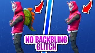 Comment obtenir NO BACKBLING/SKIN dans la saison 5 Fortnite!