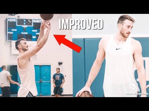Gordon Hayward Made MAJOR Changes To His Game | Improved Jumpshot & Ready For Training Camp