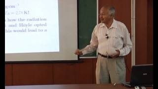 Lecture on Cosmology by Prof. J. V. Narlikar # 01