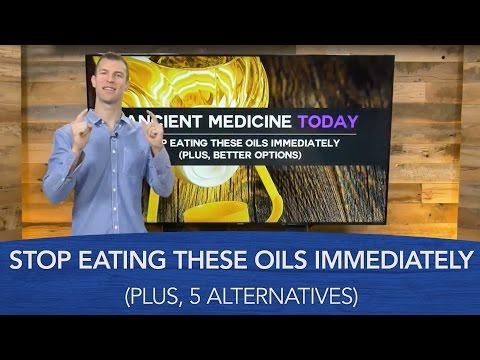 Stop Eating These Oils Immediately (Plus, 5 Alternatives)