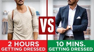 Look STYLISH With No Work? | 7 Men Style Hacks 2018 | RMRS