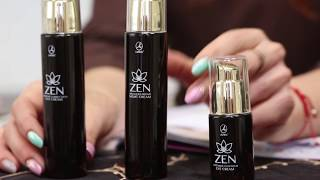 Обзор линии продуктов серии Zen со стволовыми клетками красного риса