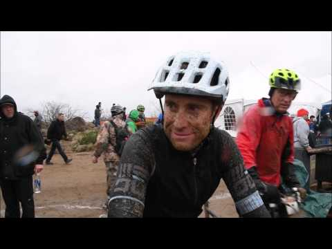 Christian Vande Velde at 24 hours in the Old Pueblo