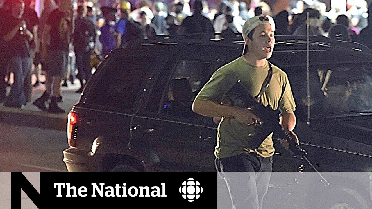 Download Kyle Rittenhouse becomes poster boy for armed self-defence after Kenosha shooting