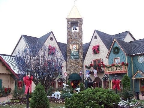 Pigeon Forge The Incredible Christmas Place - YouTube