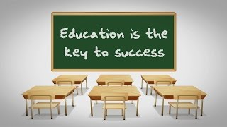 Education is the Key to Success || A Short Film