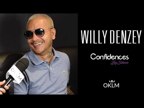 Interview WILLY DENZEY - Confidences By Siham