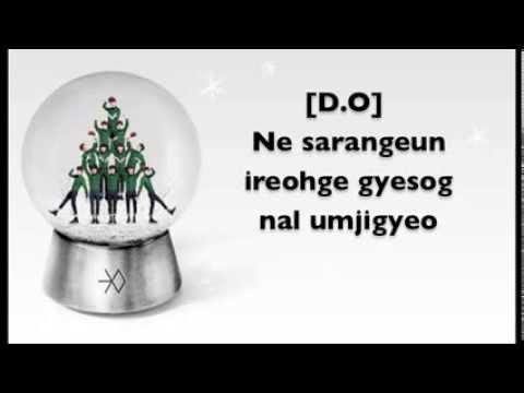 EXO - Miracles in December (LYRICS)