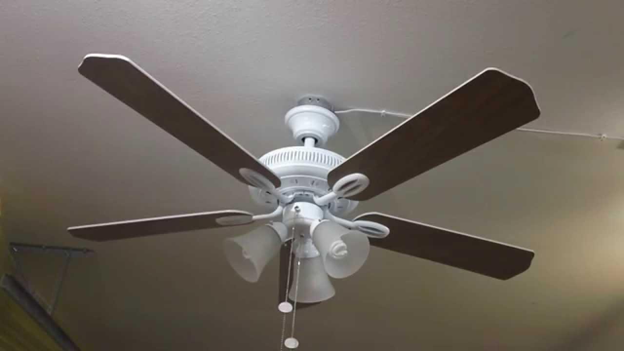 """52"""" Hampton Bay Glendale Ceiling Fan"""
