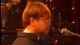 Elton John The Bitch Is Back (very angry) 1995