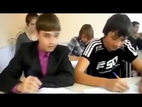 Самое смешное видео, приколы, школа, уроки - YouTube 4